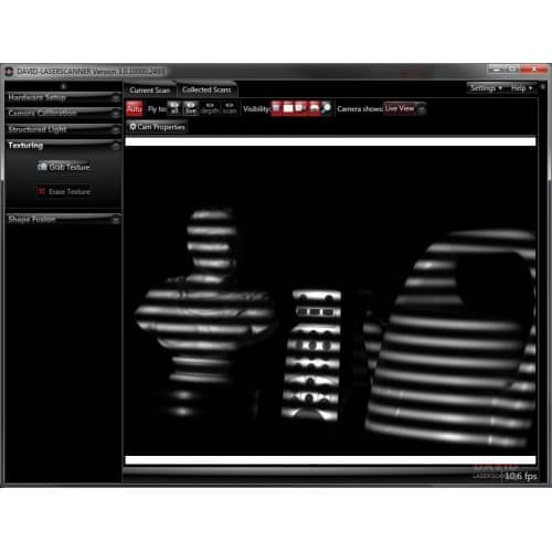 HP 3D Structured Light Scanner Pro S3   Local Makers