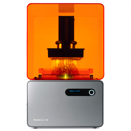 Form 1 High resolution SLA 3d printer, check out our resin stock!
