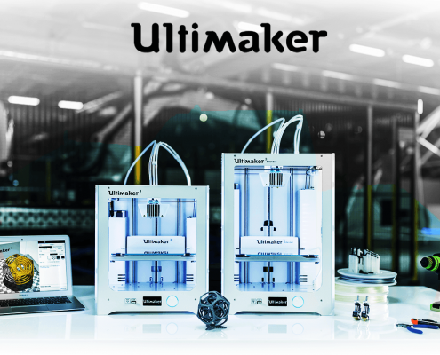 New Ultimaker 3 is the best printer for dual extrusion and reliability