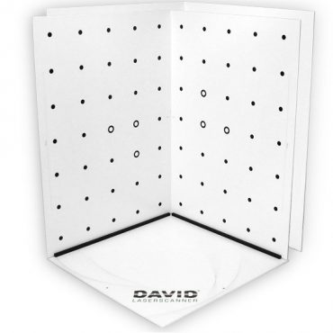 DAVID Structured-Light Calibration Panels Set