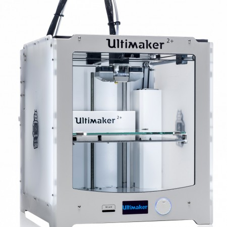 ultimaker 2 + 3d printer local makers fdm