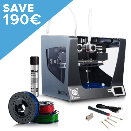 available now at local makers BCN3D Signa Starter Bundle saves you 190
