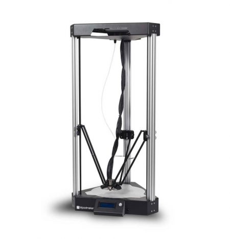 Tripodmaker Black Edition Delta 3D Printer nu kopen local makers