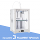 New Ultimaker 3 Extended best dual extrusion printer