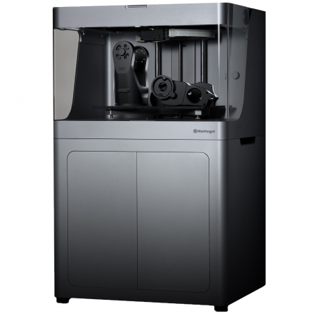 Mark X Markforged carbon fiber and nylon parts printer local makers nu kopen