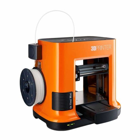 XYZ da Vinci Mini W plug and play 3d printer available now at local makers