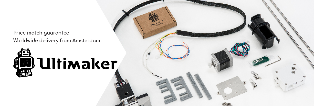 Buy Ultimaker 3D printer in Amsterdam