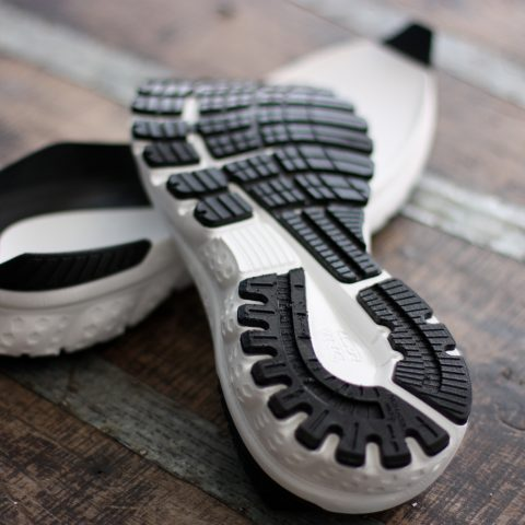 3D printed shoe sole for presentation