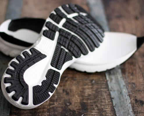 3D printing of brooks shoe sole
