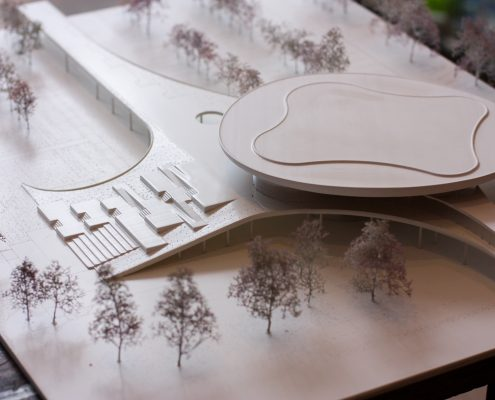 professional architectural models in Amsterdam